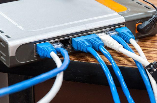 cableado LAN