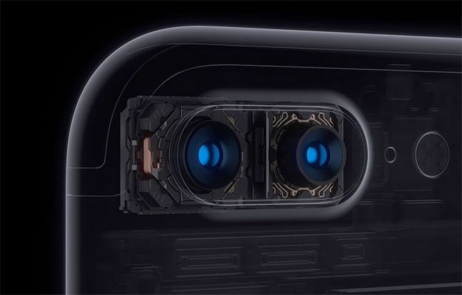 Cámara iPhone 7 Plus