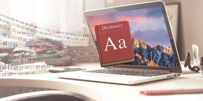 Ampliar el diccionario de aplicaciones de tu mac mediante la adición de otros idiomas