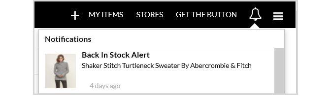 Shoptagr Web de Alertas