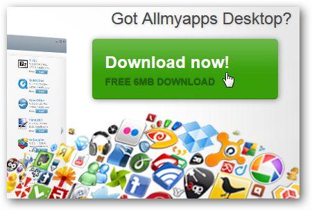 Encontrar grandes aplicaciones gratuitas para las ventanas con allmyapps