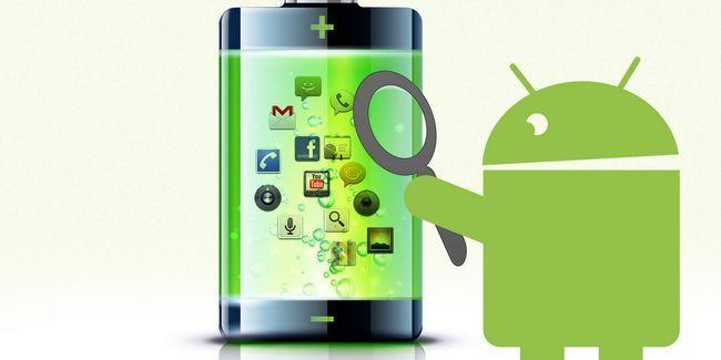 Averiguar qué aplicaciones están matando a su batería android