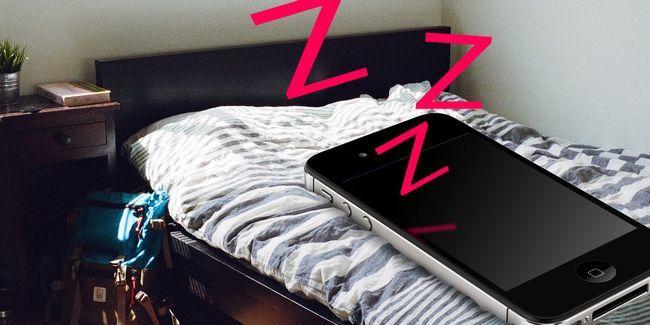 Buscar un lugar para dormir esta noche con su iphone