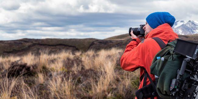 Encuentra los mejores consejos de la fotografía del paisaje en 5 cursos udemy populares