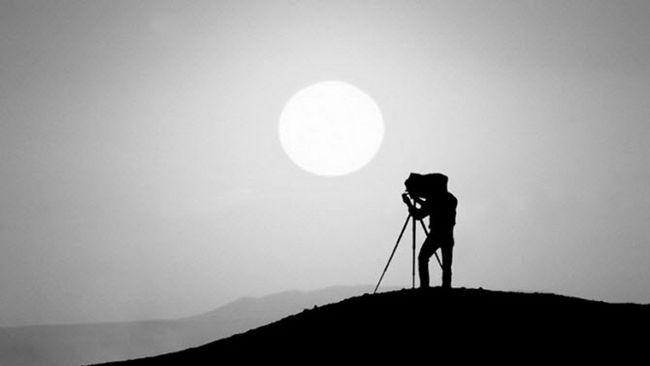 Al aire libre profesional y fotógrafo de la naturaleza