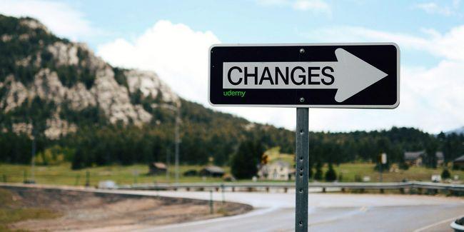 Encontrar el camino correcto para su cambio de hábito en el nuevo año