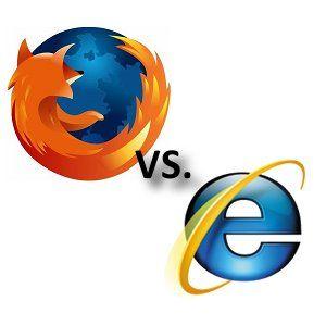 Firefox 4 vs internet explorer 9: el nuevo enfrentamiento navegador