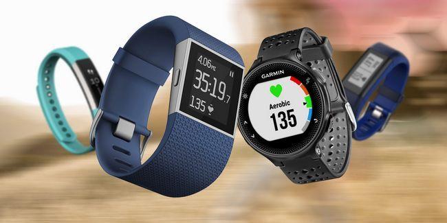 Fitbit vs garmin: diferencias entre todas las bandas de fitness y rastreadores