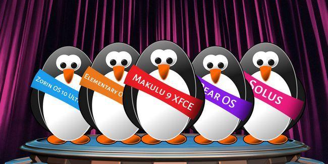 Cinco impresionantes alternativas ubuntu que nunca ha oído hablar