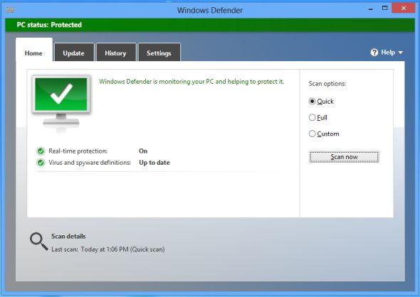 hacer que Windows 8 rápido