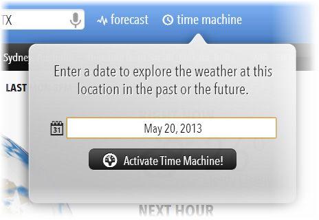 aplicación de tiempo de escritorio
