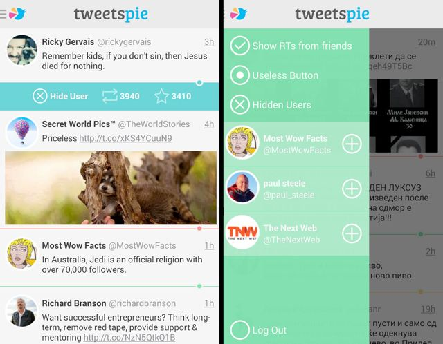 tweetspie-android