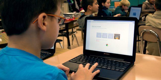 Cuatro maneras impresionantes para utilizar un chromebook en el aula