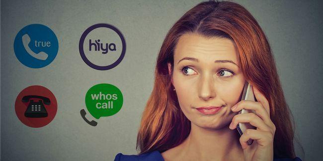Cuatro aplicaciones gratuitas de identificación de llamadas que molestar a sus vendedores por teléfono