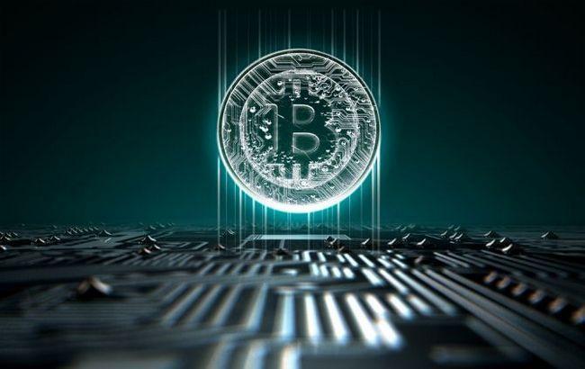 Bitcoin Ilustración