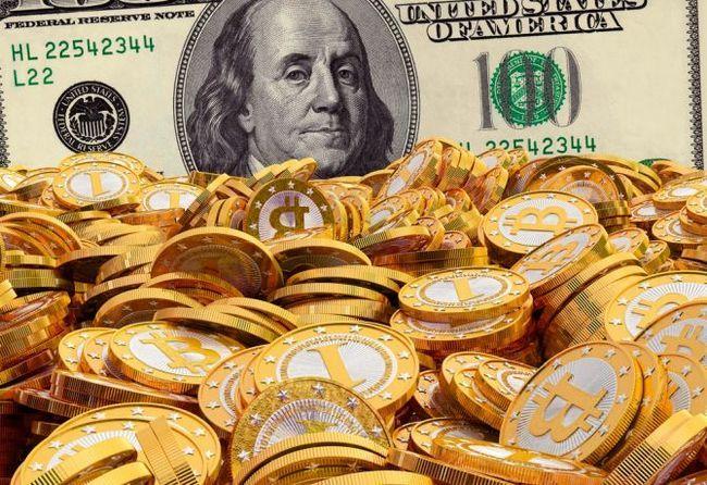 Benjamin Franklin ahogamiento en bitcoins