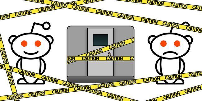 La libertad de expresión frente a acoso: ¿por qué la prohibición reddit cinco subreddits?