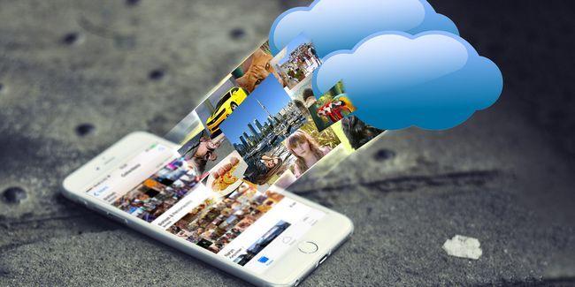 Enorme espacio libre hasta en su teléfono con servicios de almacenamiento 7 foto