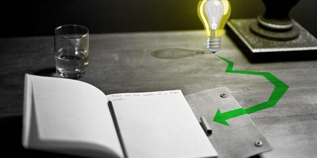 De la idea al proyecto final: cómo aumentar su productividad escritura