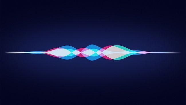 Siri dice Soundwave gráfico