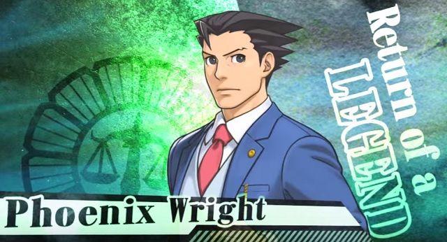 Phoenix Wright Pico