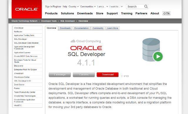 sitio de SQL