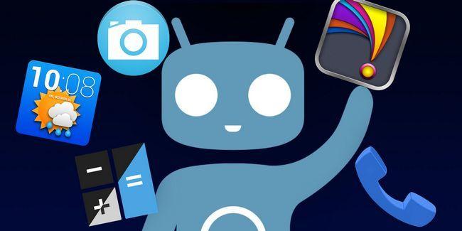 Obtener mejoras cyanogenmod sin parpadear su androide