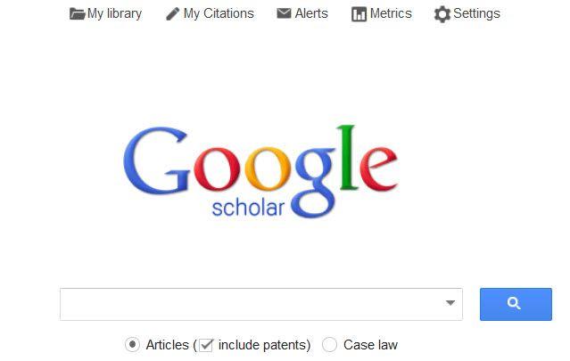 GoogleScholarMain