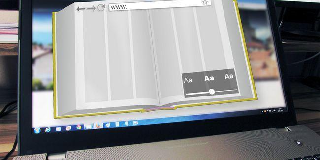 Deshacerse de los anuncios y mejorar la legibilidad en cromo