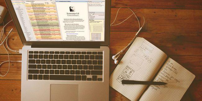 Trabajar un poco: los mejores entornos de escritura para mac os x