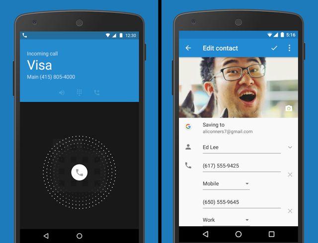 Stock-Android-Sin-Root-Google-Marcador Contactos