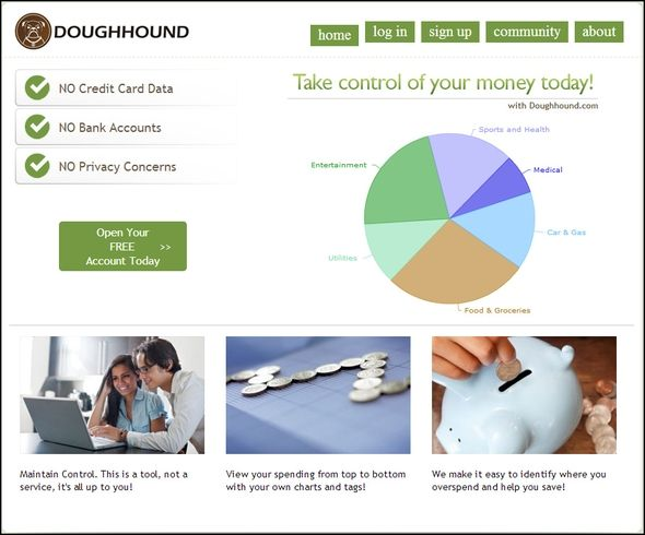 herramientas web financieros
