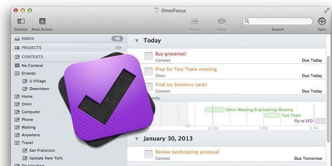 Hacer las cosas, mejor: la omnifocus rediseñado 2 para mac