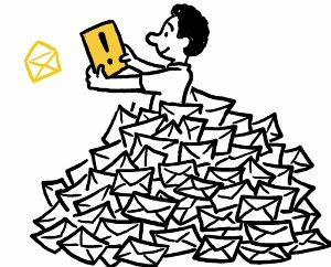 Android Gmail Marcar mensaje como importante