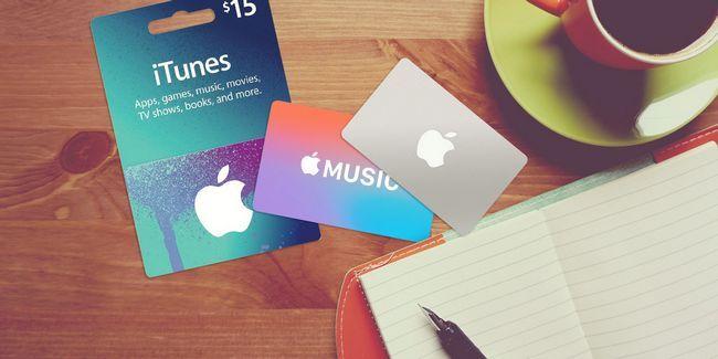 Tienes una tarjeta de regalo de manzana o itunes? Esto es lo que puede comprar