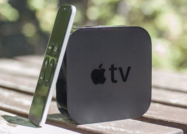 diseño de Apple TV