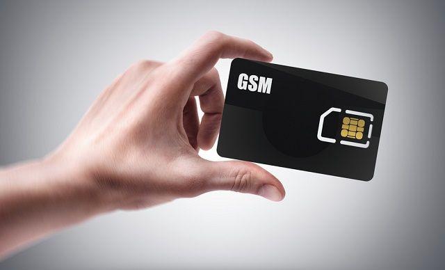 GSM-SIM-card