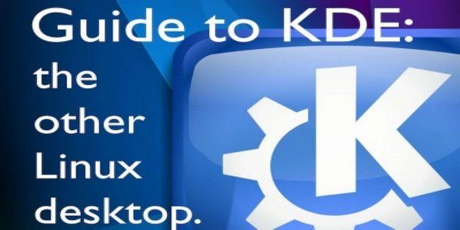 Guía para kde: el otro escritorio linux