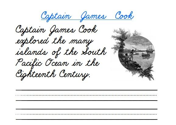 letra cursiva para imprimir