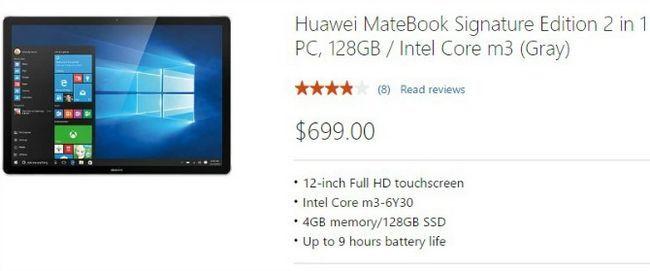 matebook Huawei