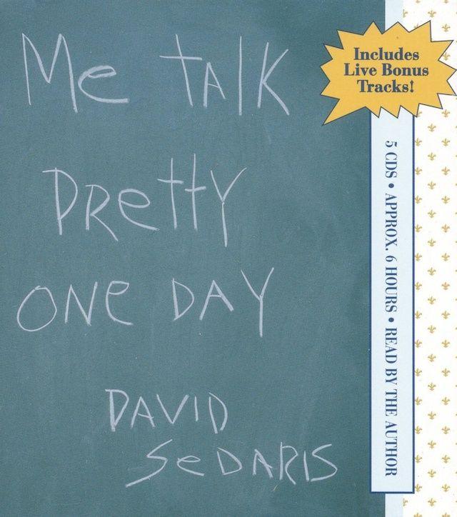 me-talk-bastante-uno-día-David-sedaris