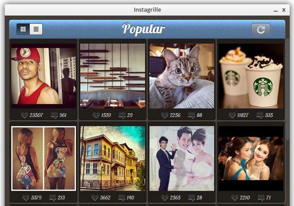 ver instagram en el escritorio