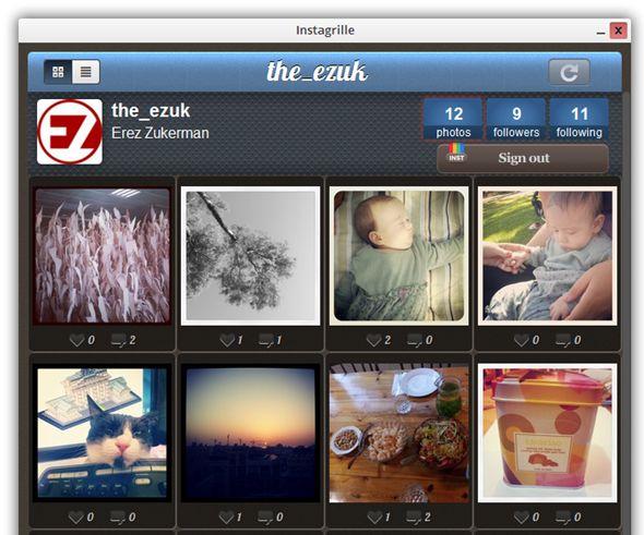 cómo usar Instagram en el escritorio