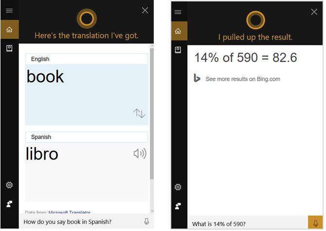 Cortana Información Básica