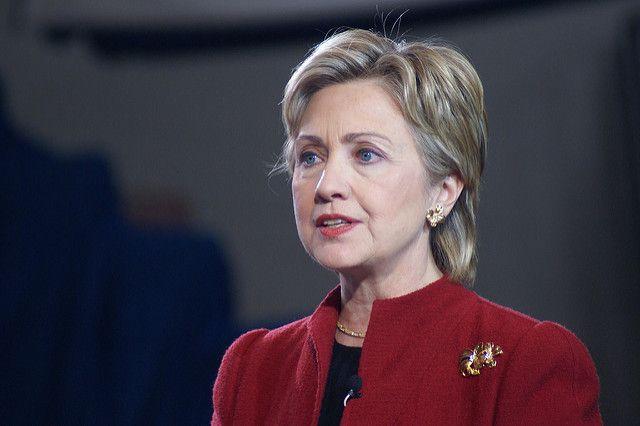 Secretario de Estado-Clinton