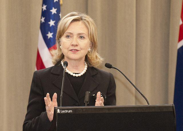 Clinton-Secretario de Estado