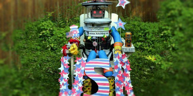 La desaparición de hitchbot demuestra los ee.uu. No está listo para robots
