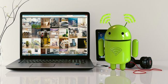 Control de punto de acceso: use su androide como un router inalámbrico
