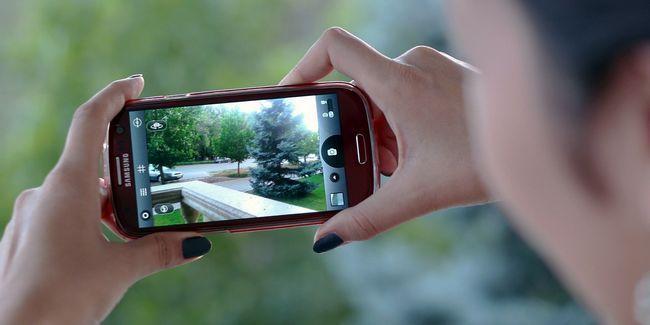 ¿Cómo y por qué disparar fotos en bruto en android