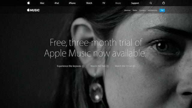 música manzana